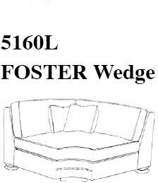 Configure the Sectional Sofa of Your Choice with the Wedge