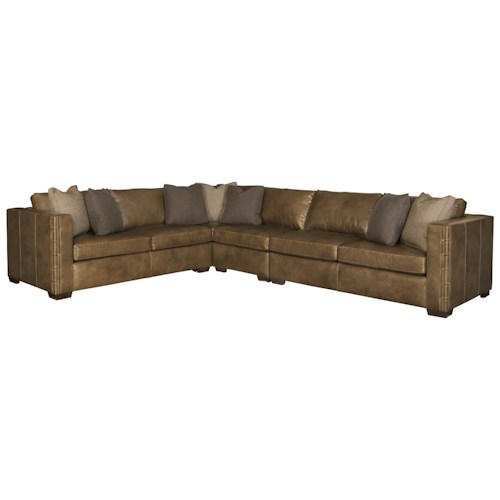 Bernhardt Galloway Sectional Sofa