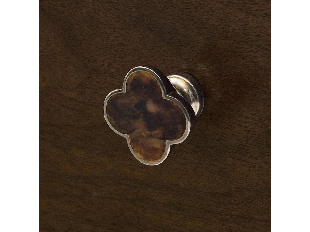 Metal Ferrules in Vintage Nickel Finish