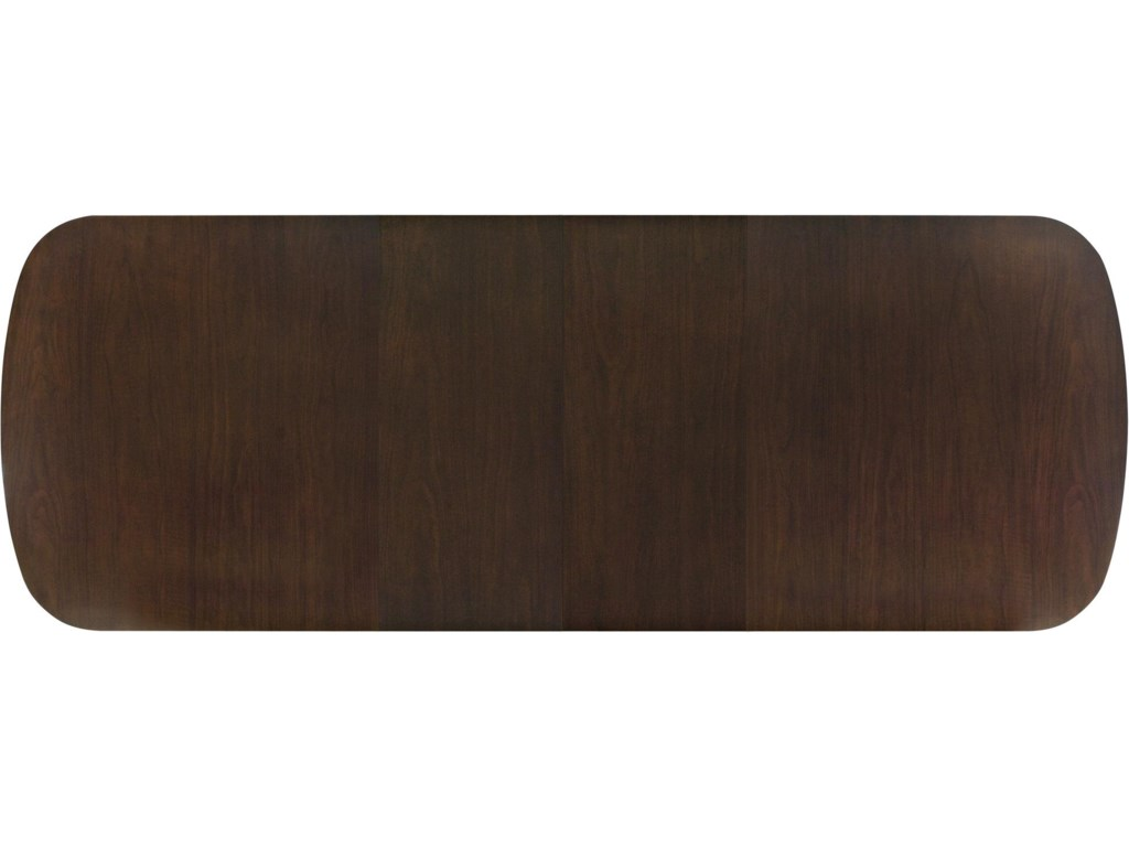 Shown with two 20 Inch Leaves to Extend Table to 124 Inches