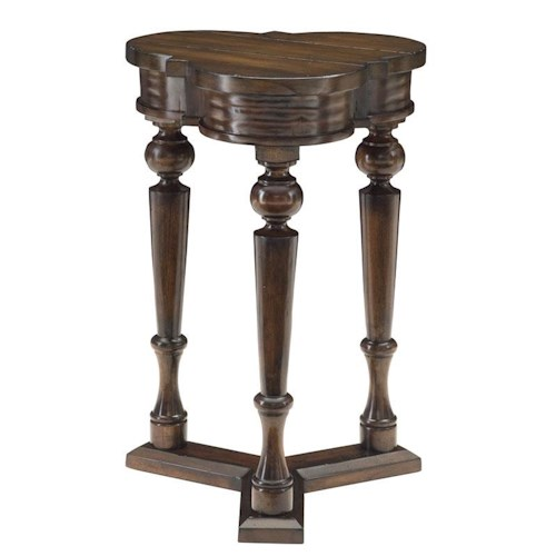 Bernhardt Howell Drink Table with Clover Top