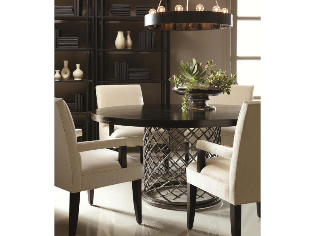 Shown with Matching Table Chairs. Table Shown May Not Represent Exact Features Indicated.