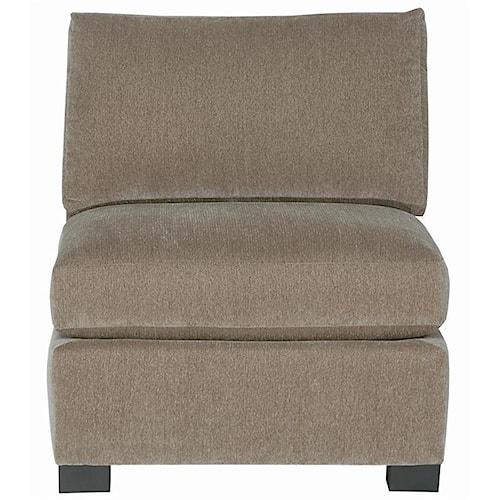 Bernhardt Interiors - Kelsey Armless Chair