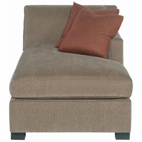 Bernhardt Interiors - Kelsey Right Arm Chaise
