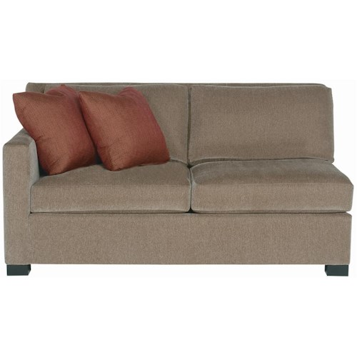 Bernhardt Interiors - Kelsey Left Arm Loveseat