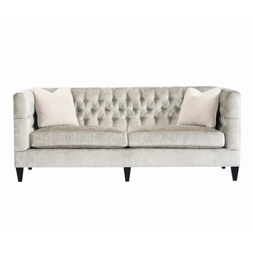 Bernhardt Interiors - Sofas Beckett Accent Sofa