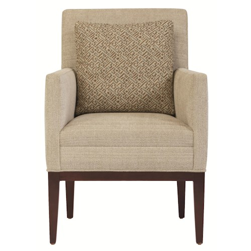 Bernhardt Interiors - Chairs Ridley Upholstered Dining Chair