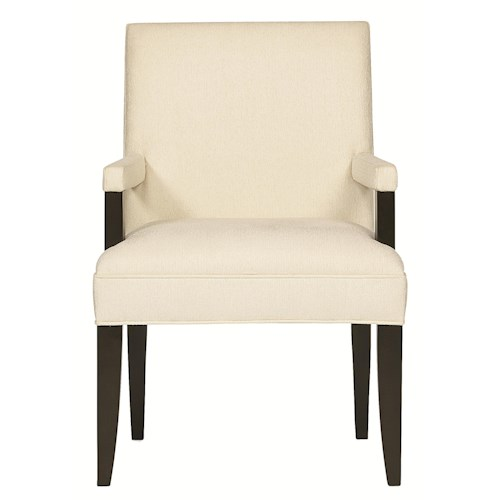 Bernhardt Interiors - Chairs Fairfax Dining Room or Living Room Arm Chair