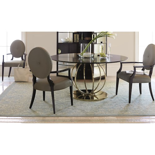 Bernhardt Soho 5-Piece Dining Set