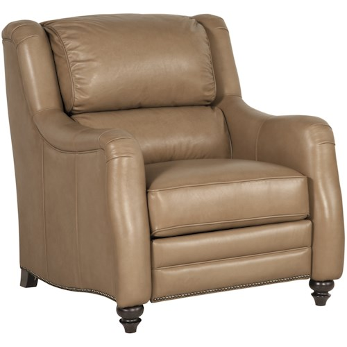 Bernhardt Lawson Recliner with Power Motion