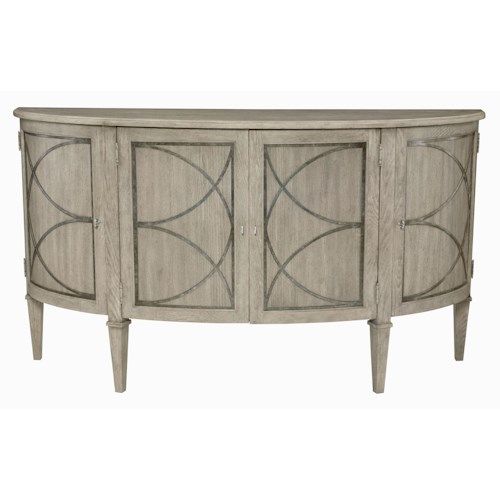 Bernhardt Marquesa Sideboard with 4 Doors