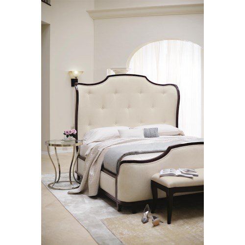 Bernhardt Miramont King Bedroom Group 7