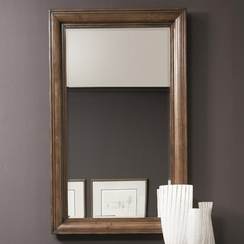 Bernhardt Montebella Mirror with Beveled Glass