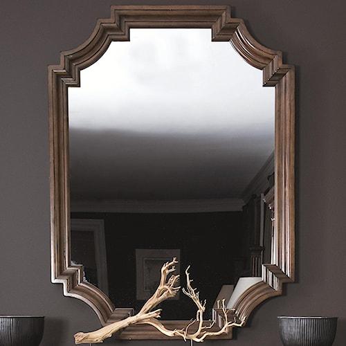 Bernhardt Montebella Vertical or Horizontal Wall Mirror