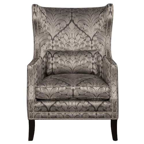 Bernhardt Kingston Wing Chair