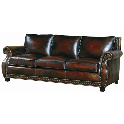 Bernhardt Parker Traditional Stationary Sofa