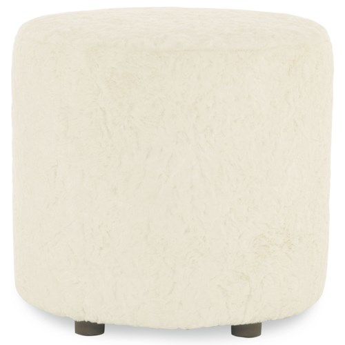 Bernhardt Pisa Ottoman with Casual Style