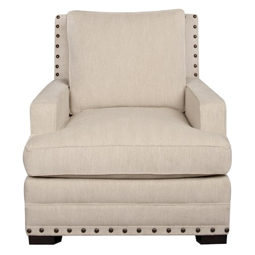 Bernhardt Morris Home Furnishings Chair