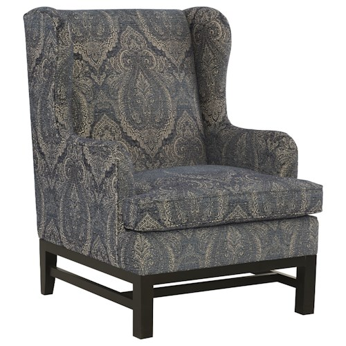 Bernhardt Upholstered Accents Fifer Chair