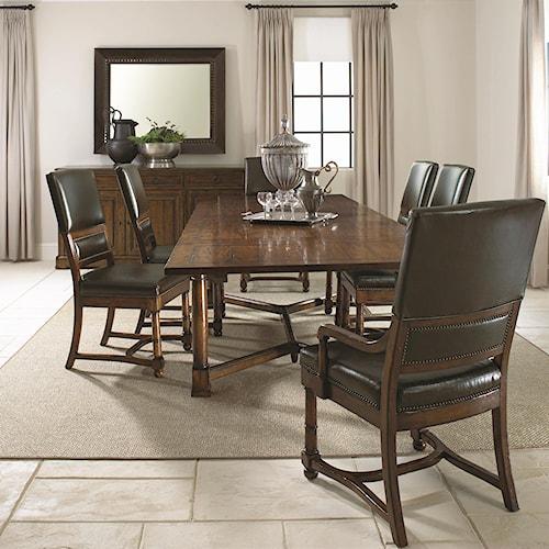 Bernhardt Villa Rica 5pc Dining Room *Floor Models Only Left