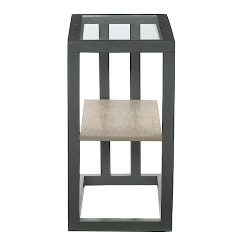Bernhardt Wheeler Chair Side Table