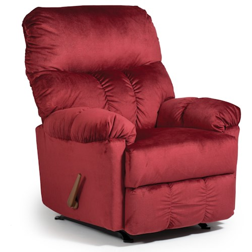 Morris Home Furnishings Ares Ares Rocker Recliner