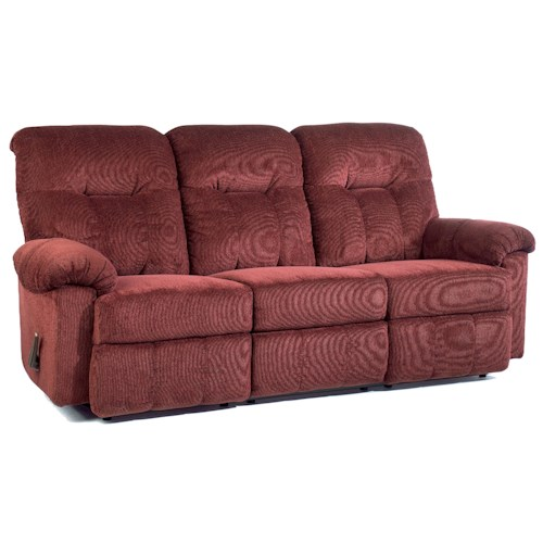 Best Home Furnishings Ares Reclining Sofa
