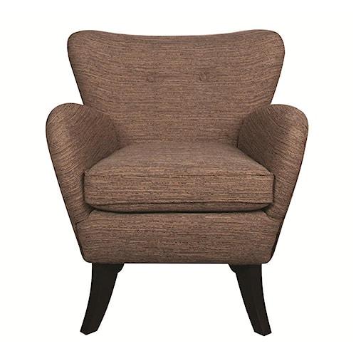 Morris Home Furnishings Audrey Club Chair