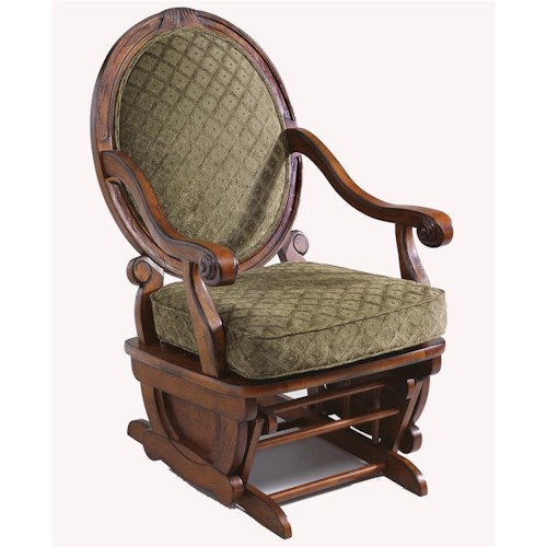 Vendor 411 Glider Rockers Brockly Glider Rocker