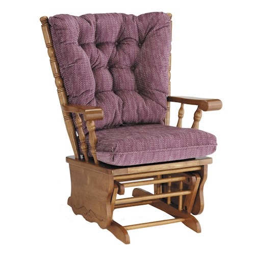 Vendor 411 Glider Rockers Jive Glider Rocker