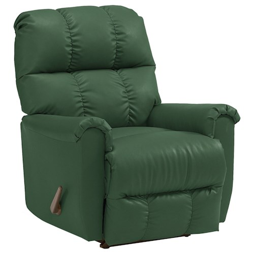 Best Home Furnishings Camryn BHF Casual Plush Rocker Recliner