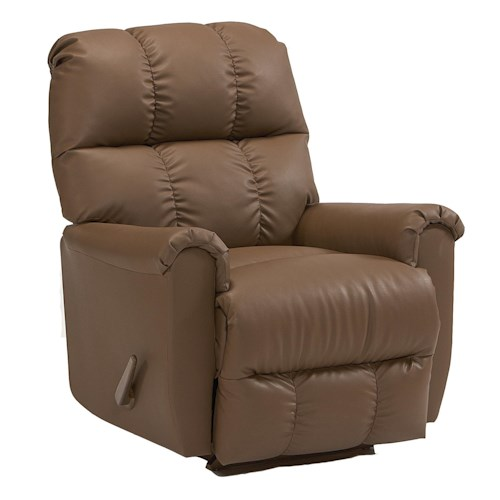 Morris Home Furnishings Camryn BHF Casual Plush Power Space Saver Recliner
