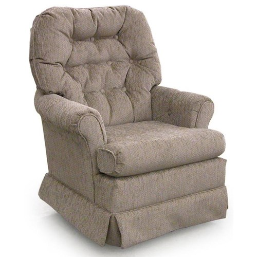 Vendor 411 Chairs - Swivel Glide Marla Swivel Rocker Chair