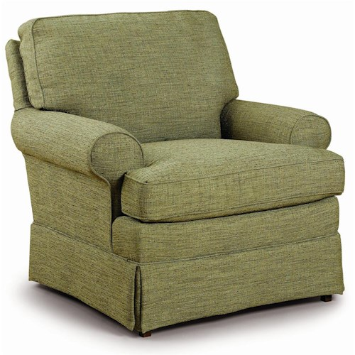 Morris Home Furnishings Chairs - Club Quinn Club Chair