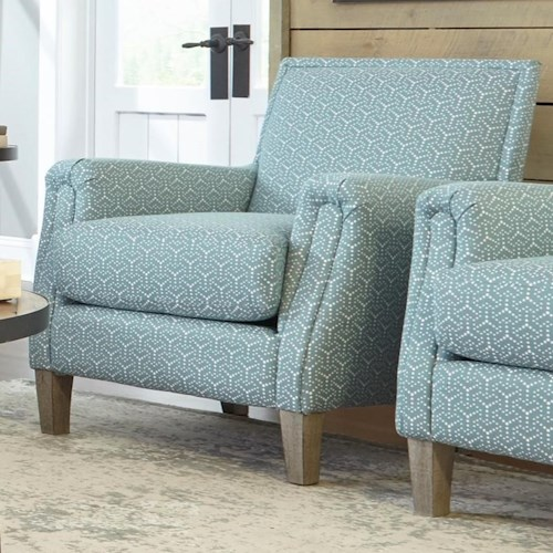 Morris Home Furnishings Chairs - Club Madelyn Club Chair