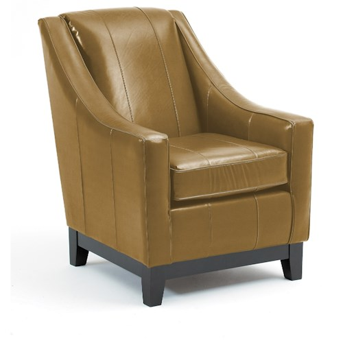 Morris Home Furnishings Chairs - Club Mariko Club Chair