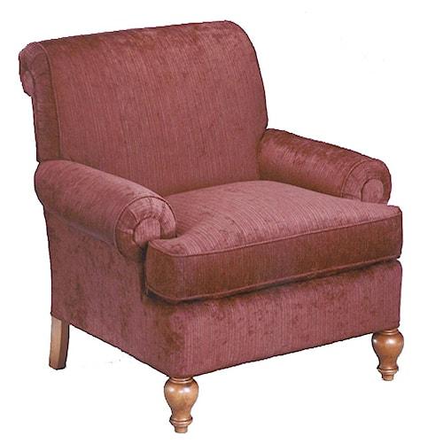 Best Home Furnishings Chairs - Club Sebastian Club Chair