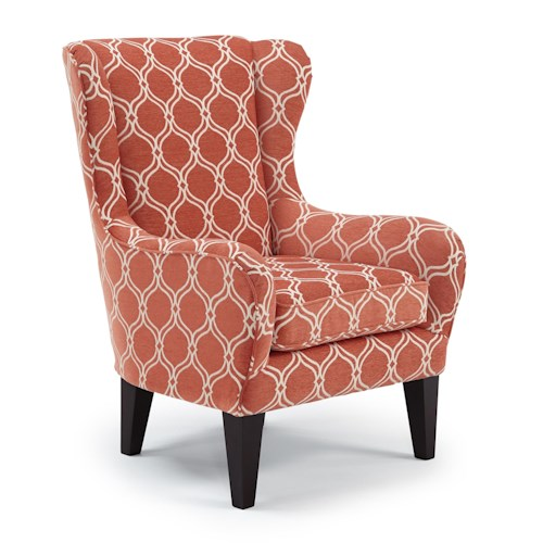Morris Home Furnishings Chairs - Club Lorette Club Chair
