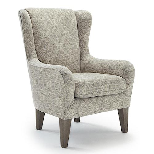 Morris Home Furnishings Chairs - Club Lorette Club Chair