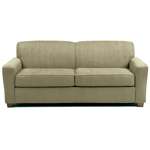 Best Home Furnishings Dinah Contemporary Full Sofa Sleeper