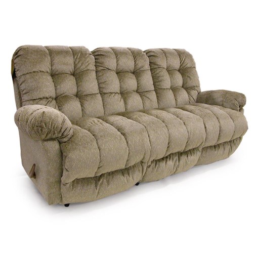 Morris Home Furnishings Everlasting Power Reclining Sofa Chaise