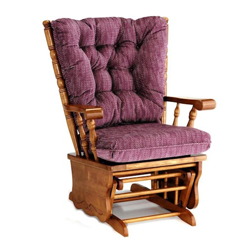 Best Home Furnishings Jive Gliding Rocker