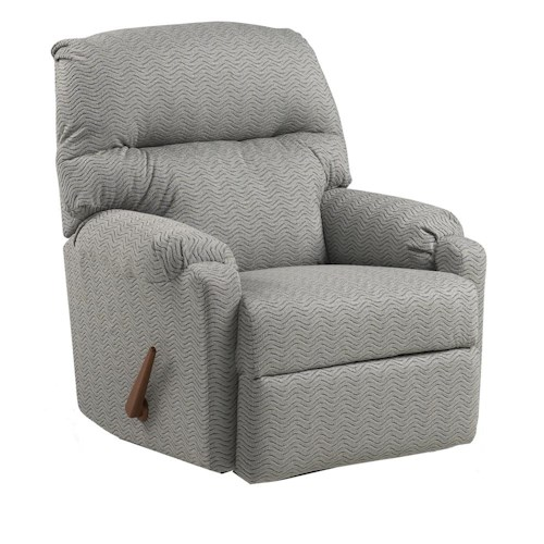 Morris Home Furnishings JoJo Power Space Saver Recliner