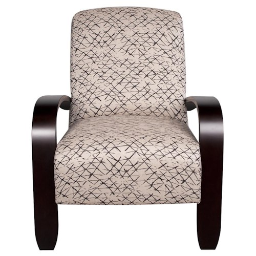 Morris Home Furnishings Aliza Chair