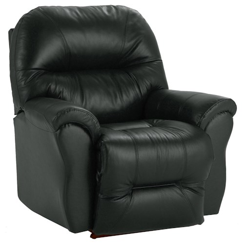 Best Home Furnishings Recliners - Medium Bodie Power Rocking Reclining Chair
