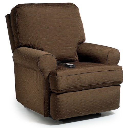 Best Home Furnishings Recliners - Medium Tryp Power Lift Recliner
