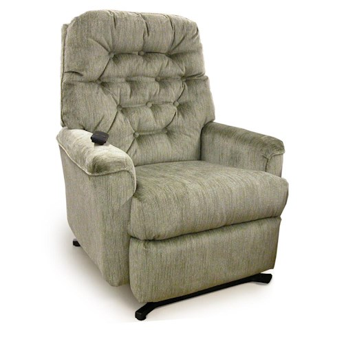 Best Home Furnishings Recliners - Medium Mexi Rocking Reclining Chair
