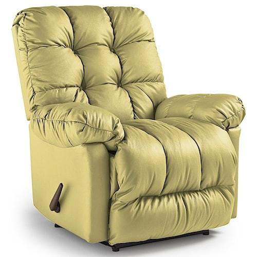 Best Home Furnishings Recliners - Medium Brosmer Wallhugger Reclining Chair