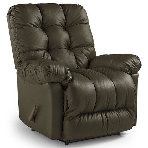 Best Home Furnishings Recliners - Medium Brosmer Wallhugger Reclining Chair