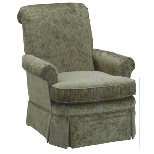 Best Home Furnishings Nava Comfortable Swivel Rocker